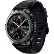 Часы-телефон Samsung SM-R760 Gear S3 Frontier Space Gray