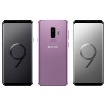 Мобильный телефон Samsung G9650 Galaxy S9 Plus 6/128GB Dual Midnight Black