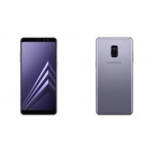 Мобильный телефон Samsung A530 A8 2018 32Gb Dual LTE Orchid Gray