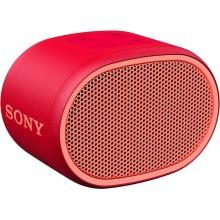 Портативная акустика Sony SRSXB01R.RU2