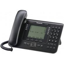 IP телефоны Panasonic KX-NT560RU-B