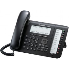 IP телефоны Panasonic KX-NT556RU-B