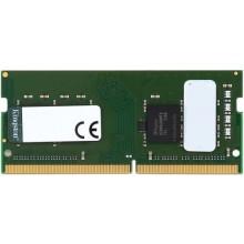 Оперативная память Kingston ValueRAM SO-DIMM DDR4 KVR24S17S6/4