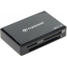 Картридер/USB-хаб Transcend TS-RDC8K2