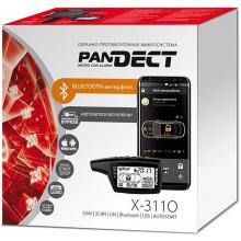 Автосигнализация Pandect X-3110UA