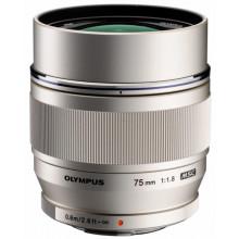 Объектив Olympus ET-M7518 45mm 1:1.8