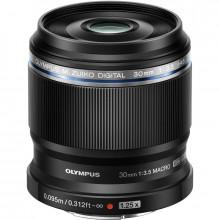 Объектив Olympus ED 30mm 1:3.5 Macro