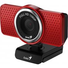 WEB-камера Genius ECam 8000 Full HD Red