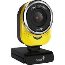 WEB-камера Genius QCam 6000 Full HD Yellow