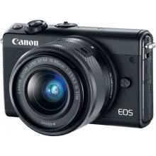 Фотоаппарат Canon EOS M100 BK 15-45 RUK (CSC)