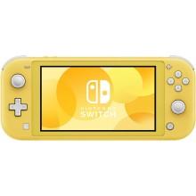 Портативная приставка Nintendo Switch Lite Yellow