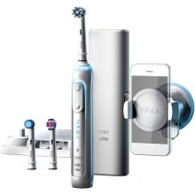 Электрическая зубная щетка Braun Genius 8000 D 7015355 XC
